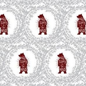 Wild Things Standing Bear