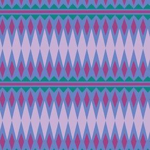 Tribal Band Blue Violet