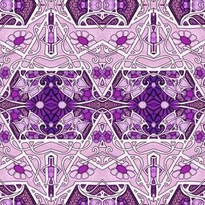 Blooming Geometric Mind Twist