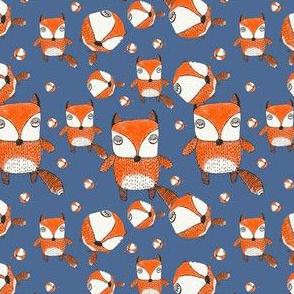 baby foxy (indigo)