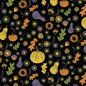 Halloween Garden