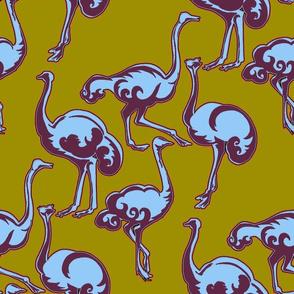 Electric Ostrich