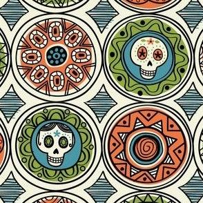 Sombrero Skulls