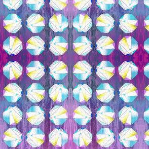 Geometric Octagon Drawing