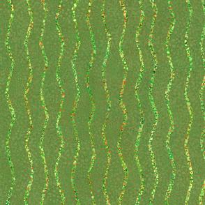 Fern Green Ripples
