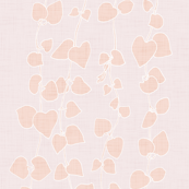 Chain of Hearts II Peach