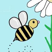 Bee-U-tiful bee garden