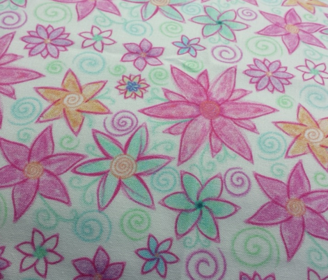 Project 42 | Bohemian Flora | Hand Drawn Flowers