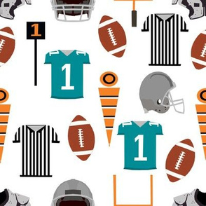 sports football turquoise fabric boys football sports fabric boy fabric