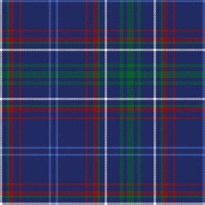 Massachusetts official tartan