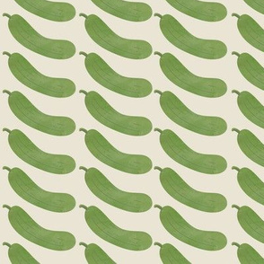 Watercolor Pickles