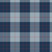 MacLeod custom colorway - slate and navy