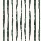 WATERCOLOR BLACK & WHITE STRIPE