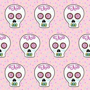 Literal Sugar Skull