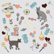 cats & candy