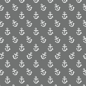 Anchors - Grey