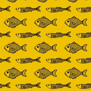 Fish  - Yellow