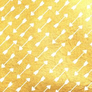 Arrows in Gold