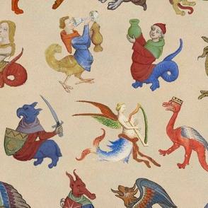 Medieval Creatures