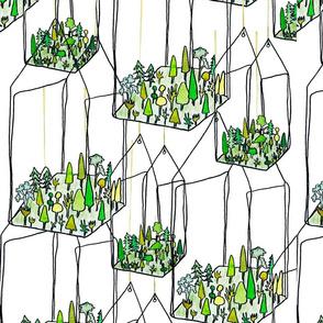 Hanging Greenhouse