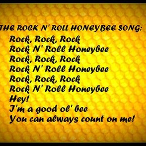 Rock N' Roll Honeybee Jingle