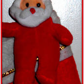 Santa Baby Stocking
