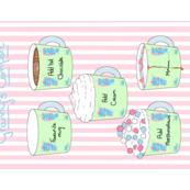Granny's Comfort Tea Towel