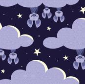 Bats' dreams