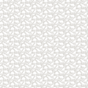 Mini Dinosaurs - white  on grey