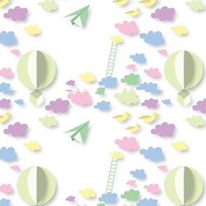 Skyward Dreams springtime