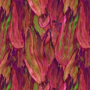 Ruby and Peridot Flames