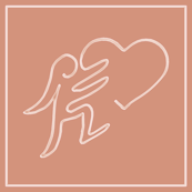 Chasing Love - Peach