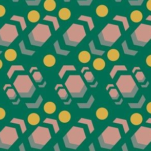 industrial modern green