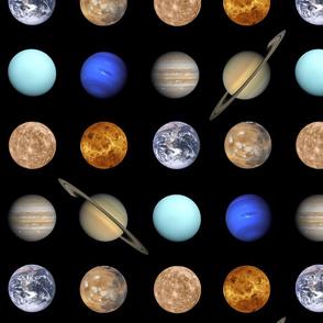 "large (3"") planetary polkadot"