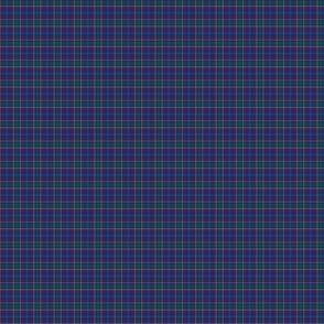 Massachusetts 1:12 scale tartan (twill)