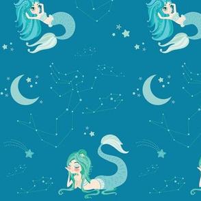 mermaid dreams big sky