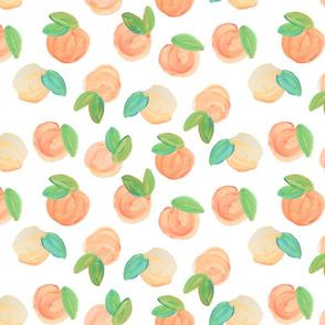 true sweet peach // medium