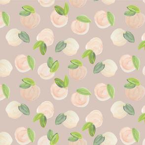 Sweet Peach Pantone 33-1 // Medium