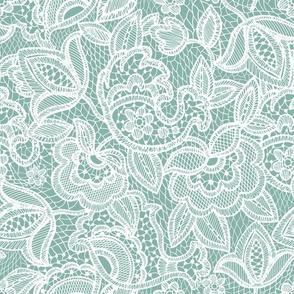 Lace // Pantone 135-10