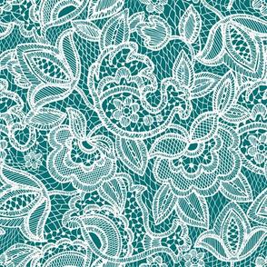 Lace // Pantone 126-15