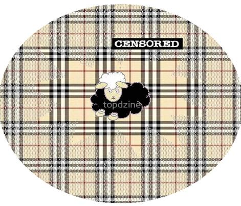 black_sheep_circle_pattern