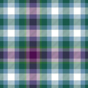 Virginia state tartan #2, ancient colors