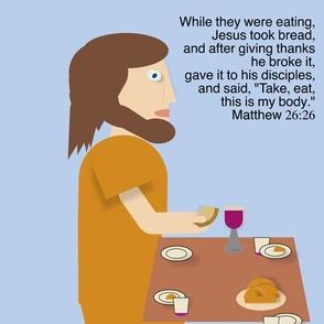Last Supper Body