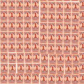 Trading Stamps* (Tomato Soup)