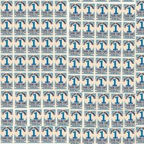 Trading Stamps* (Blue Liz)