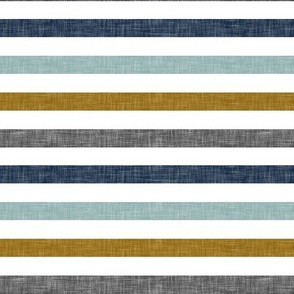 multi stripes || with gold