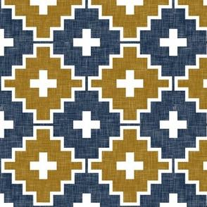 navy aztec