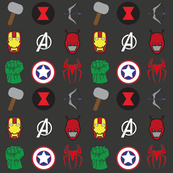 Avengers All in One