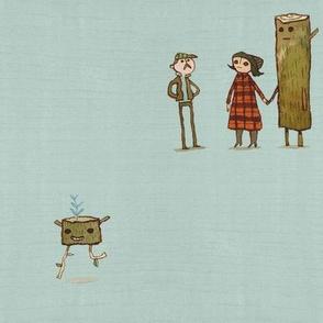 Lumberjacks (A)
