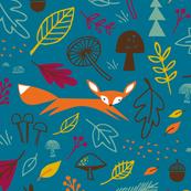 fox forest marine